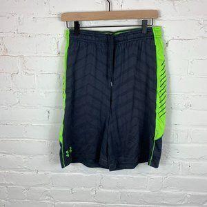 Under Armour EXO Raid Athletic Shorts Black Size M